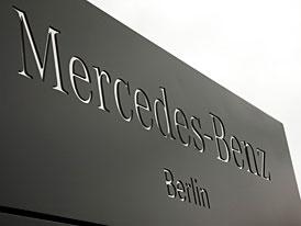 Mercedes-Benz vyvinul novou generaci elektromotorů. Bude je vyrábět v Berlíně
