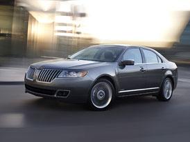 Lincoln MKZ Hybrid: Poslední z hybridních trojčat