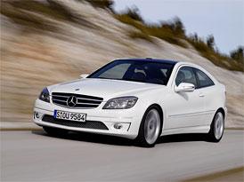 Mercedes-Benz připravuje kupé třídy C, vyrábět se začne v roce 2011