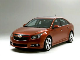 Video: Chevrolet Cruze RS � Sportovn� dopl�ky pro sedan