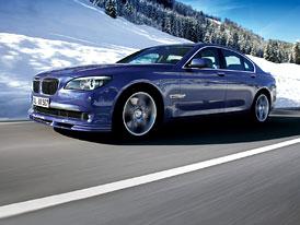 BMW Alpina B7: Poprvé s pohonem všech kol