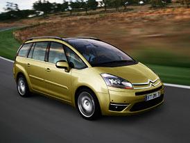 Citroën C4 Picasso Image: Automatická klimatizace, Bluetooth a USB za příplatek 30 tisíc Kč