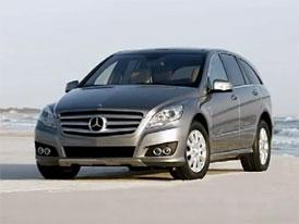 Video: Mercedes-Benz R � Design modernizovan�ho crossoveru