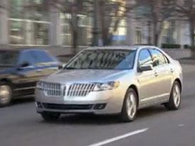 Video: Lincoln MKZ Hybrid – Luxusní sedan s hybridním pohonem