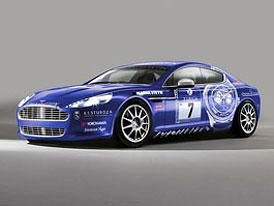 Aston Martin: S pětimetrovou limuzínou na 24h Nürburgringu
