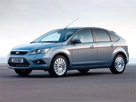 �esk� trh v kv�tnu 2010: Ford Focus �tvrt� v ni��� st�edn�, M�gane vypadl z Top 5