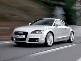 Audi TT: Facelift se představí v Lipsku (oficiální informace)