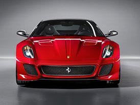 Ferrari 599 GTO: Gran Turismo Omologata se ukáže v Pekingu