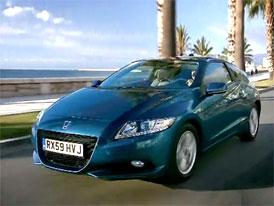 Video: Honda CR-Z – Hybridní sportovec