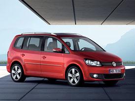 Volkswagen Touran: Světová premiéra modernizovaného MPV v Lipsku