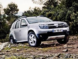Dacia přichází, Renault pomalu odchází (z britského trhu)