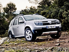 Dacia Duster: Nové fotografie