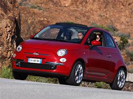 Fiat 500C na �esk�m trhu od 349.900,- K�