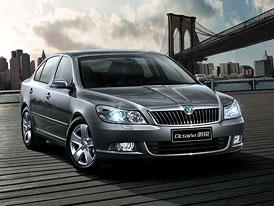 Škoda Auto v roce 2010: Největším trhem zůstává Čína (přehled prodeje dle zemí)