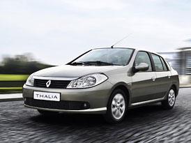 Renault zlevnil Thalii o dalších 10 tisíc Kč, nová první cena 169.900,- Kč