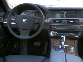 Video: BMW 5 L – Pohled do interiéru prodlouženého sedanu