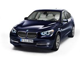 BMW: Pohon všech kol xDrive i pro 5 GT a 740d