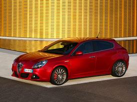 Alfa Romeo Giulietta Super: Dvě spojky za 599.900,- Kč