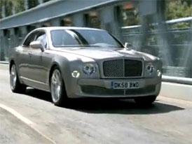 Video: Bentley Mulsanne – Vývoj, výroba a jízda