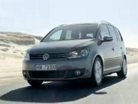 Video: Volkswagen Touran – Modernizované MPV v pohybu