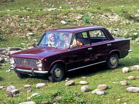 Žiguli má kulatiny: Před 40 lety vyjel z nové továrny v Togliatti první vůz