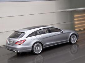 Mercedes-Benz CLC Shooting Brake: Další stylové kombi
