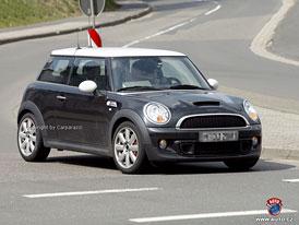 Spy Photos: Mini facelift pro Mini