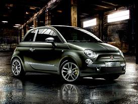 Fiat 500: Nový diesel a nový by Diesel (české ceny)