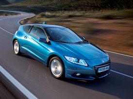 Honda CR-Z: 100 nových fotografií