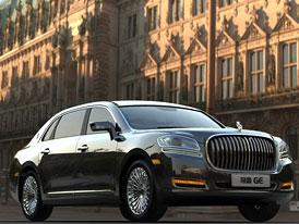 Geely GE: Čínský Rolls-Royce po faceliftu