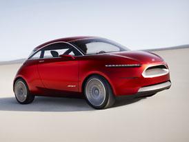 Ford Start Concept: Tři válce nejen do města