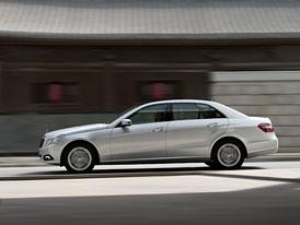 Mercedes-Benz E 300 L: Pětimetrová E-Klasse pro čínský trh