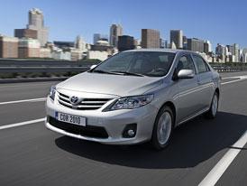 Toyota Corolla 2010: Modernizovan� sedan pro Evropu