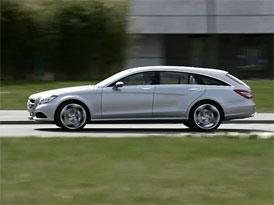 Video: Mercedes-Benz Shooting Brake Concept – Pohled na design