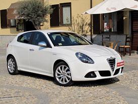 Alfa Romeo Giulietta: První jízdní dojmy