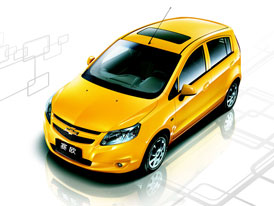 Chevrolet New Sail: Nov� hatchback a sedan pro ��nsk� trh
