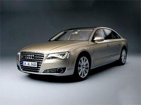 Video: Audi A8 L W12 quattro – Pohled na exterier i do interiéru