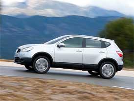 Novinky Nissanu pro český trh v roce 2010: Qashqai, naftové Murano, Juke a Micra