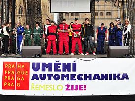 Soutěž Umění automechanika má svého vítěze