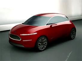 Video: Ford Start Concept – Pohled do blízké budoucnosti