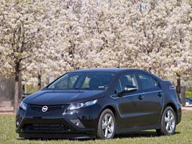 Opel Ampera: Zahájena výroba testovací série