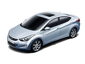 Hyundai Avante: Nová Elantra má premiéru v Koreji