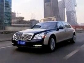 Video: Maybach 62 – Modernizovaná luxusní limuzína