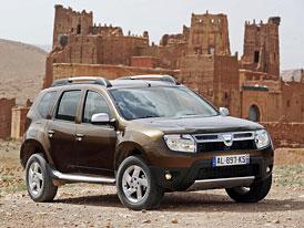 Dacia Duster: Fotogalerie z mezinárodní prezentace v Maroku