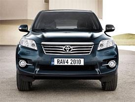 Toyota RAV4 2010 na �esk�m trhu startuje na 594.900,-K�