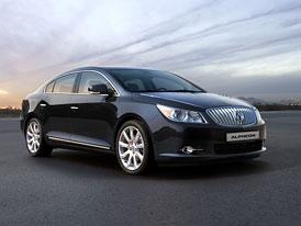 Daewoo Alpheon: Globální Buick míří na korejský trh