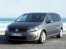 Video: Volkswagen Touran � Design karoserie po faceliftu