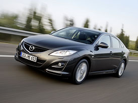 Mazda 6 2010: Podrobné představení modernizované verze, české ceny