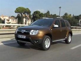 Video: Dacia Duster – SUV ve městě