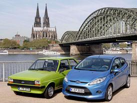 Ford vyrobil v Kolíně nad Rýnem šest milionů Fiest